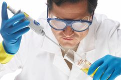 Laboratorium Royalty Free Stock Photos