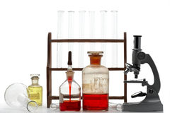 laboratorium Fotografia Stock