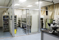 laboratorium Arkivbilder