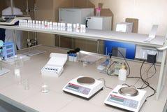 laboratorium Royaltyfria Foton
