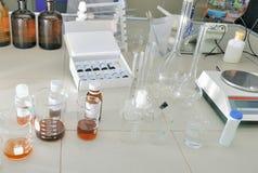laboratorium Royaltyfria Bilder