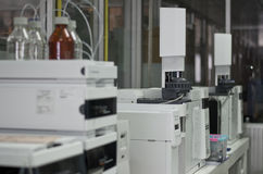 Laboratorium Royalty-vrije Stock Afbeeldingen