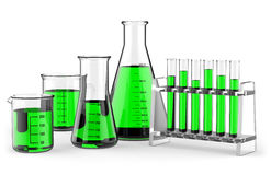 laboratorium Obraz Stock
