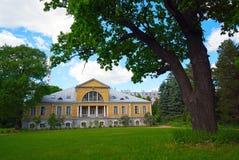 Laboratorium av allmän ekologi Botanisk trädgård av det botaniska institutet V L Komarov rysk akademi av vetenskaper Helgon royaltyfri bild