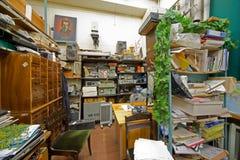 Laboratorium met apparatuur in Samara Royalty-vrije Stock Foto