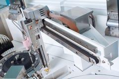 Laboratorium som analyserar utrustning Royaltyfri Bild