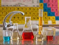 Laboratoriumhjälpmedel 5 Royaltyfri Fotografi