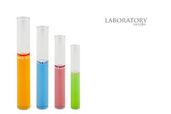 Laboratoriummonsters Stock Afbeeldingen