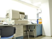Laboratory. Microbiologic aseptic, profesional laboratory analysis Stock Images