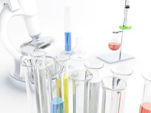 Laboratory Stock Image