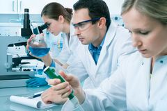 Laboratory Stock Photography
