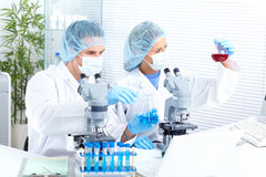 Free Laboratory Stock Images - 18315124