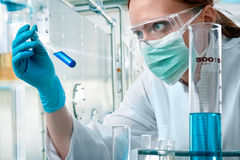 Laboratory Royalty Free Stock Photos