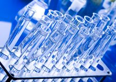 Laboratory. A laboratory is a place where scientific research and experiments are conducted. Laboratories designed for processing specimens, such as Royalty Free Stock Images