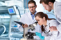Free Laboratory Royalty Free Stock Image - 52560176