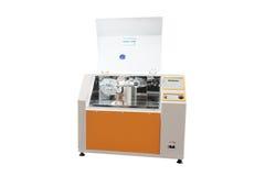 Laboratory apparatus for heating Stock Photos