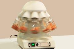 Laboratory centrifuge Royalty Free Stock Image