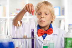In laboratory Stock Photos