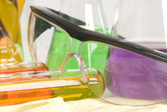 Laboratory equipment Royalty Free Stock Photo
