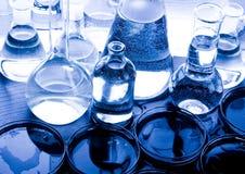 Laboratory equipment Royalty Free Stock Photos