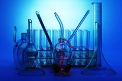 Laboratory equipment Stock Photo