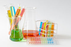 Laboratory equipment Royalty Free Stock Image
