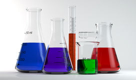 Free Laboratory Equipment In Science Research Lab Royalty Free Stock Photo - 65543555