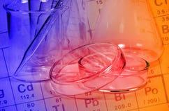 Laboratory equipment. Stock Photo