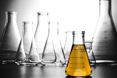 Laboratory Equipment in Science Research Lab Stock Images
