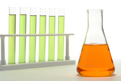 Laboratory Equipment in Science Research Lab Royalty Free Stock Photo