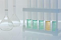 Laboratory experiment Stock Photos