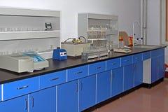 Laboratory facilities Stock Photography