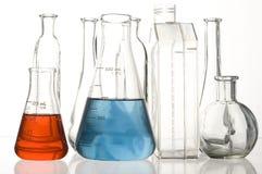 Laboratory glass royalty free stock photos