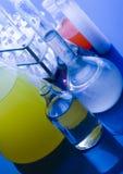 Laboratory glass Royalty Free Stock Photography