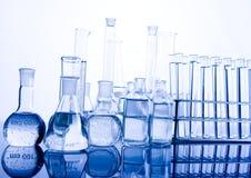 Laboratory glass Stock Photos