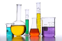 Free Laboratory Glassware Royalty Free Stock Photography - 13577517