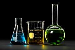 Laboratory Glassware Royalty Free Stock Photos