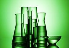 Laboratory glassware Stock Photos