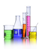 Laboratory Glassware Stock Photos