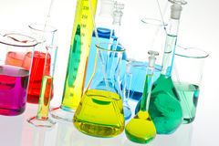 Free Laboratory Glassware Stock Photos - 39301983