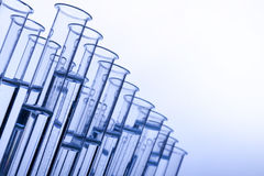 Laboratory Glassware Vials Royalty Free Stock Images