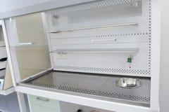 Laboratory hood Royalty Free Stock Photo