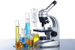 Laboratory instruments Stock Photos