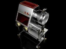 Laboratory machine Stock Photo