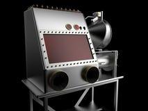 Laboratory machine Royalty Free Stock Photography