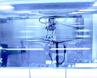 Laboratory machine Royalty Free Stock Image