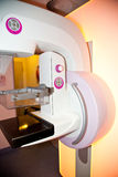 Laboratory with mammography machine royalty free stock photography