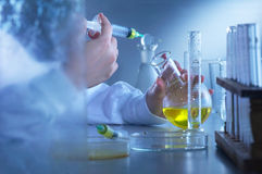 Laboratory Personnel Royalty Free Stock Photography