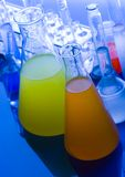 Laboratory requirements Royalty Free Stock Images
