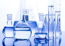 Laboratory requirements Stock Photos